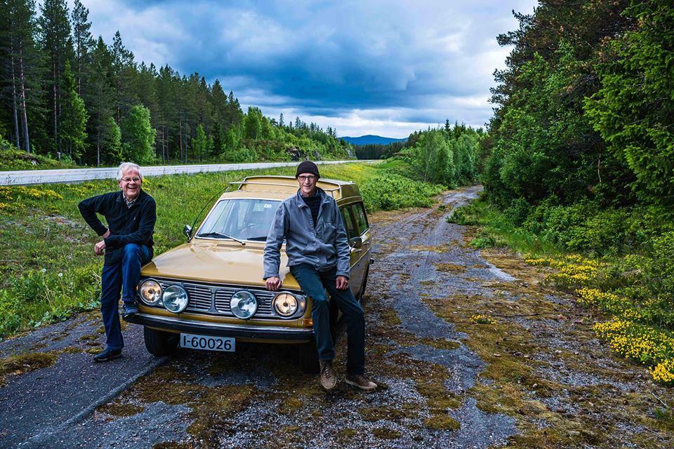 Foredrag: På vei gjennom Trøndelag