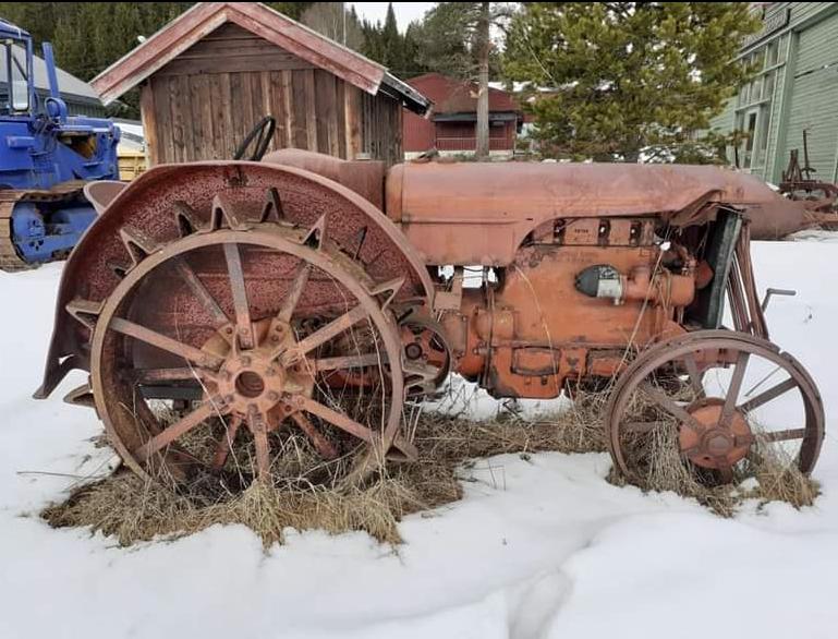 Omvisning på Hølonda Landbruksmuseum